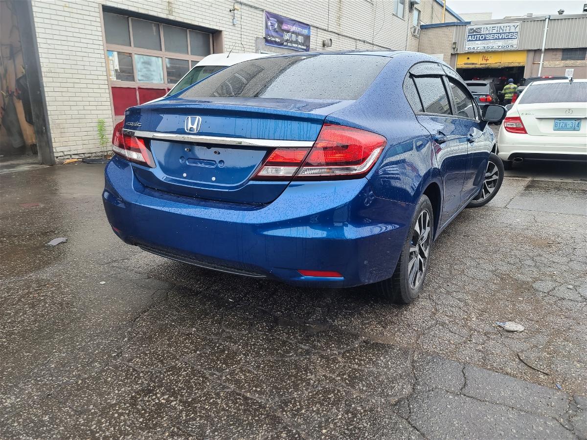 2014 - Honda - Civic - 2HGFB2F59EH008136