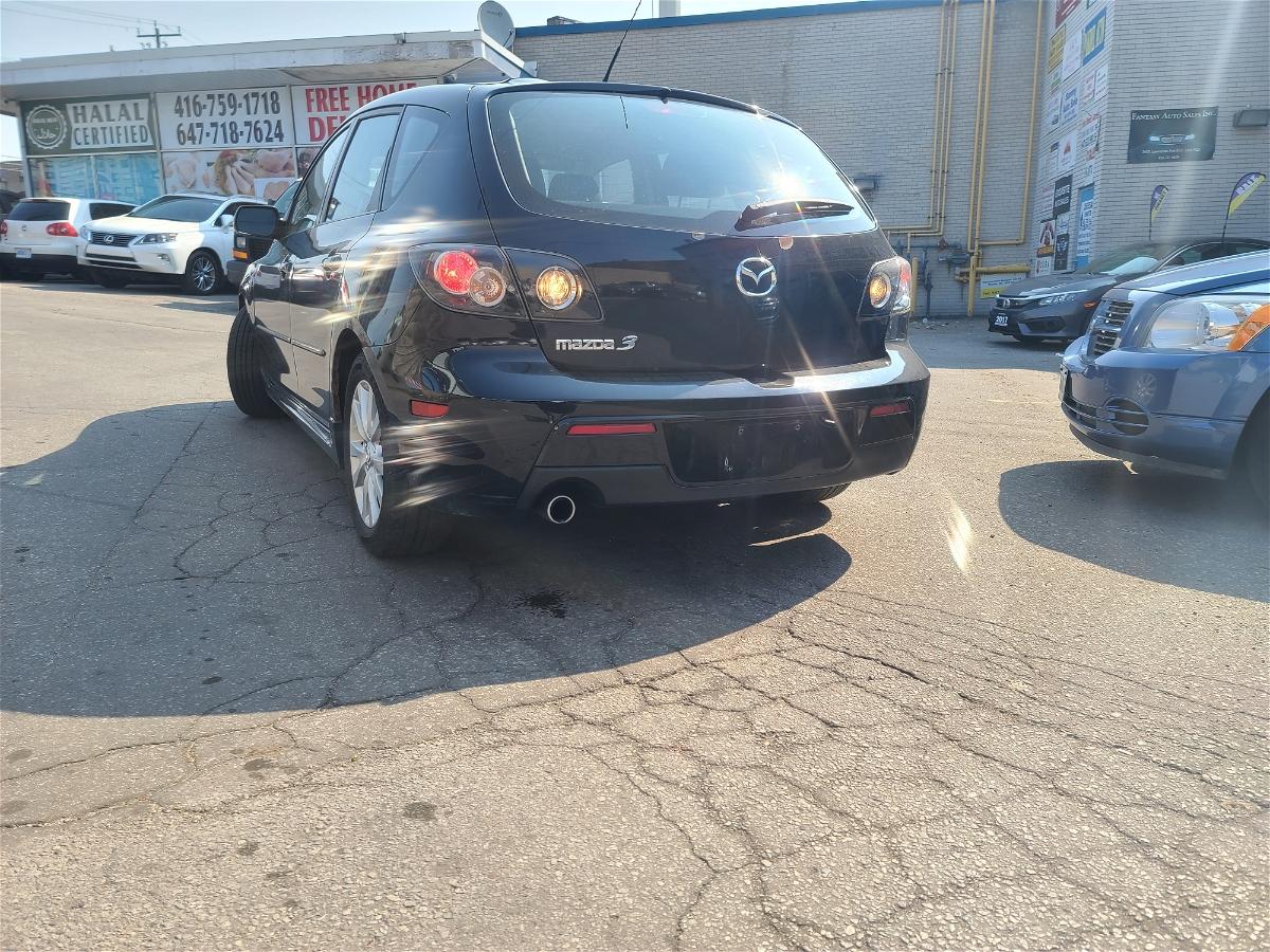 2007 - Mazda - MAZDA3 - JM1BK343871698273