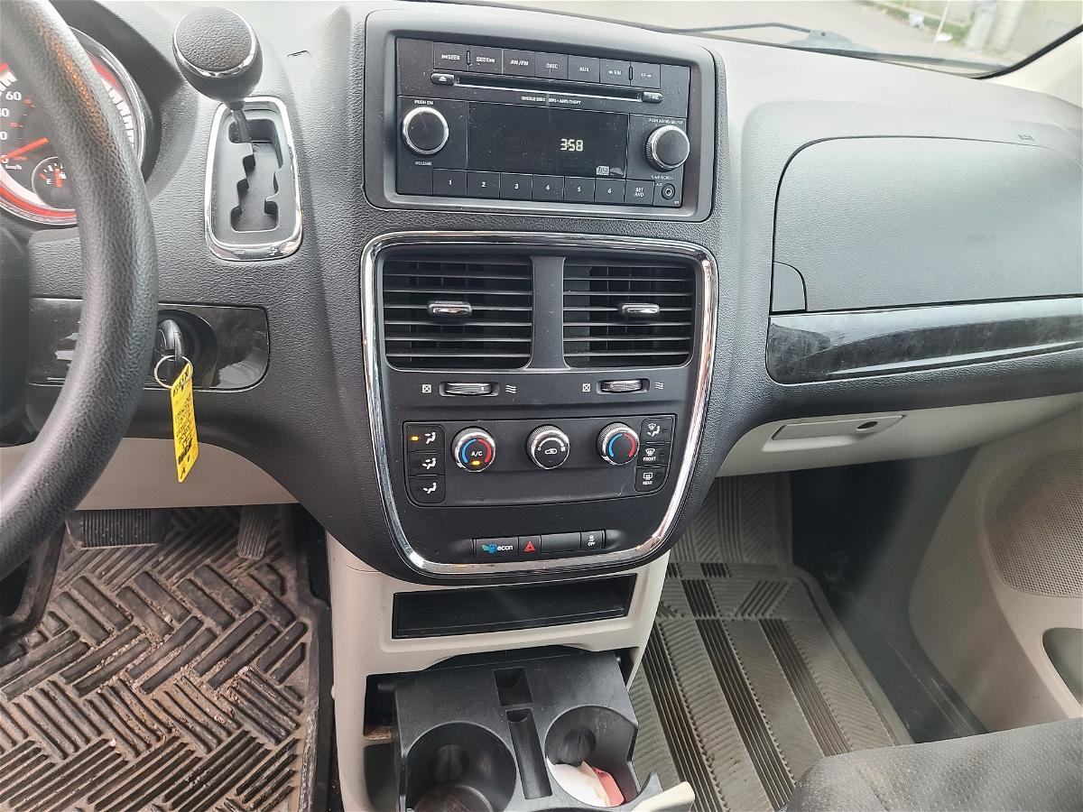 2013 - Dodge - Grand Caravan - 2C4RDGBG3DR574621