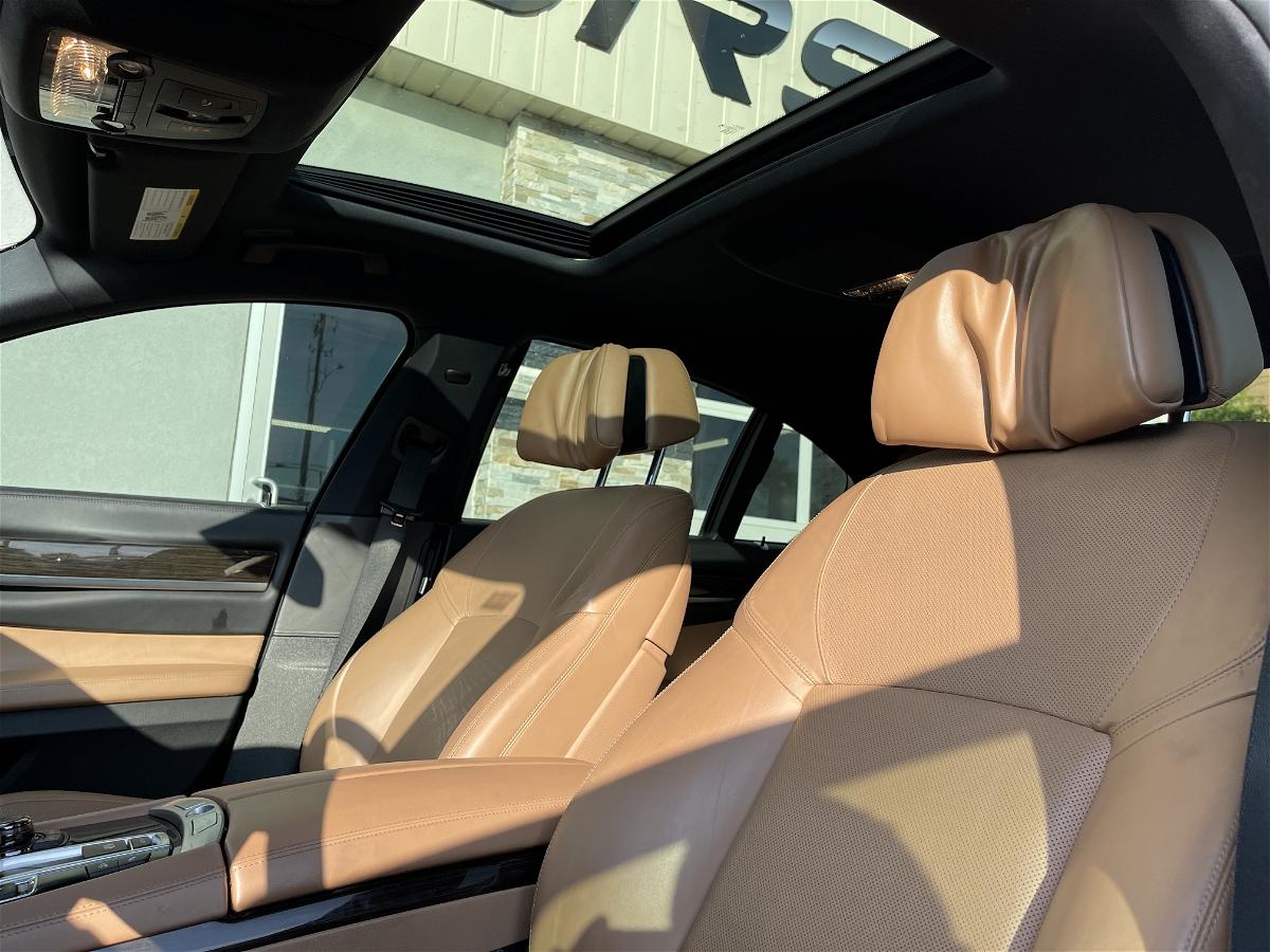 2013 - BMW - 7-Series - WBAYB6C59DC997993