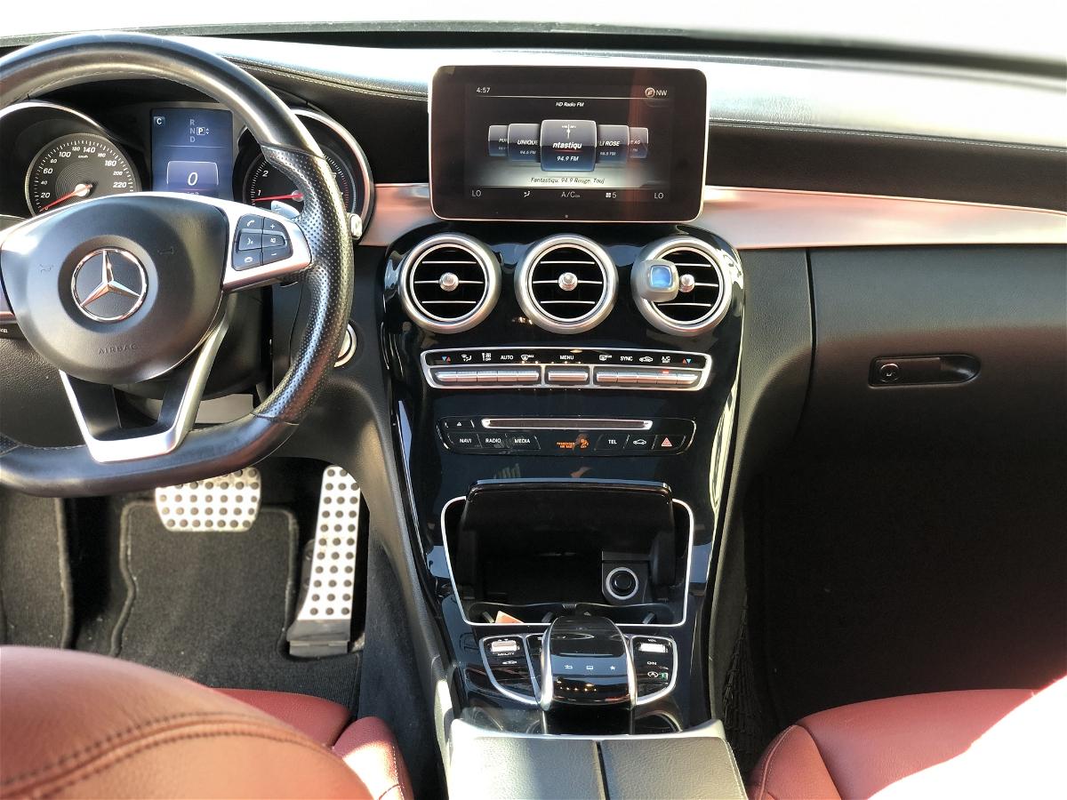2015 - Mercedes-Benz - C-Class - 55SWF4KB0FU035015