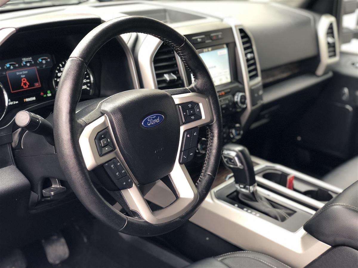 2019 - Ford - F-150 - 1FTFW1E44KFB31068