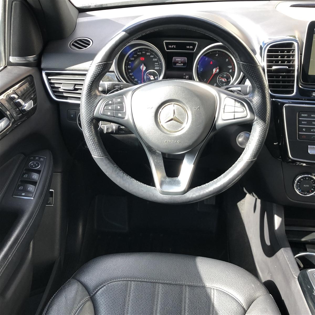 2016 - Mercedes-Benz - GLE-Class - 4JGDA2EBXGA780450