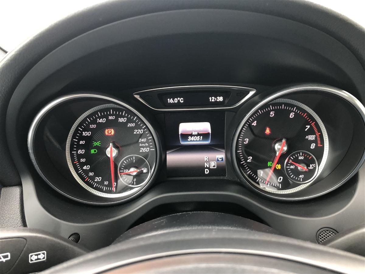 2018 - Mercedes-Benz - GLA-Class - WDCTG4GB9JJ472551