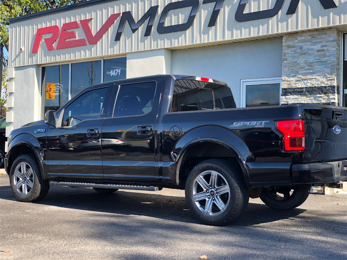 2019 - Ford - F-150 - 1FTEW1EP8KFB92042