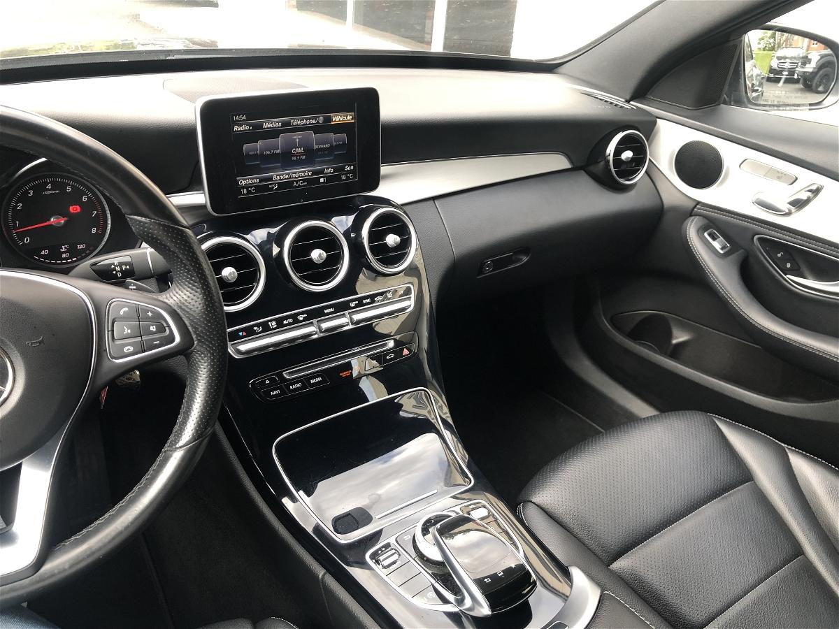 2015 - Mercedes-Benz - C-Class - 55SWF4KB1FU056990