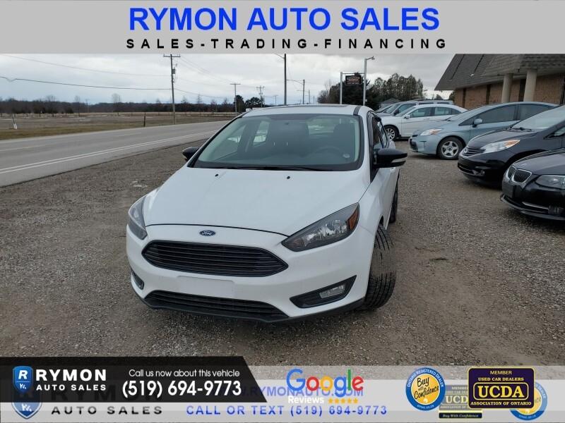 2017 - Ford - Focus - 1FADP3M2XHL296932