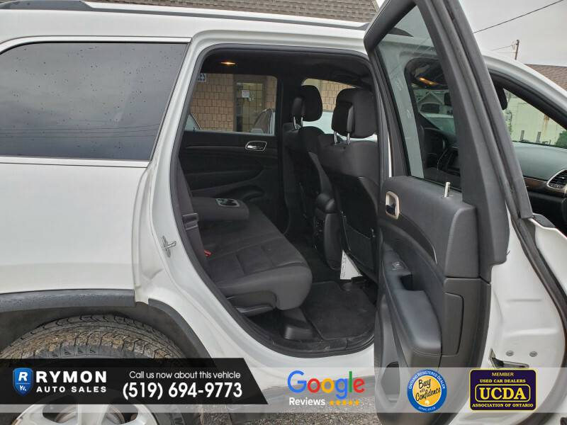 2015 - Jeep - Grand Cherokee - 1C4RJFAG8FC630942