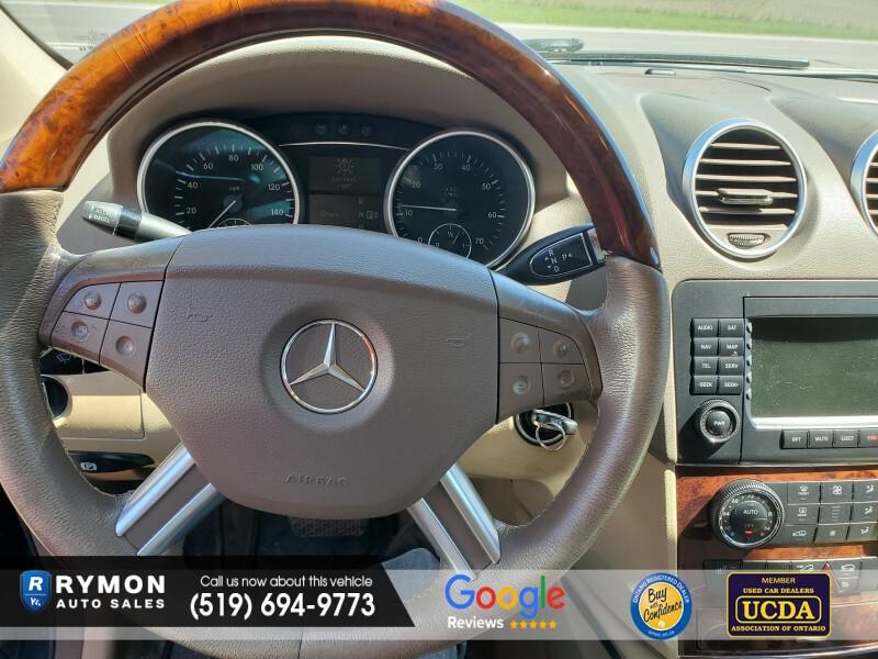 2006 - Mercedes-Benz - M-Class - 4JGBB75E56A055834