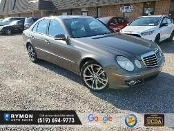 2008 - Mercedes-Benz - E-Class - WDBUF87X18B242554