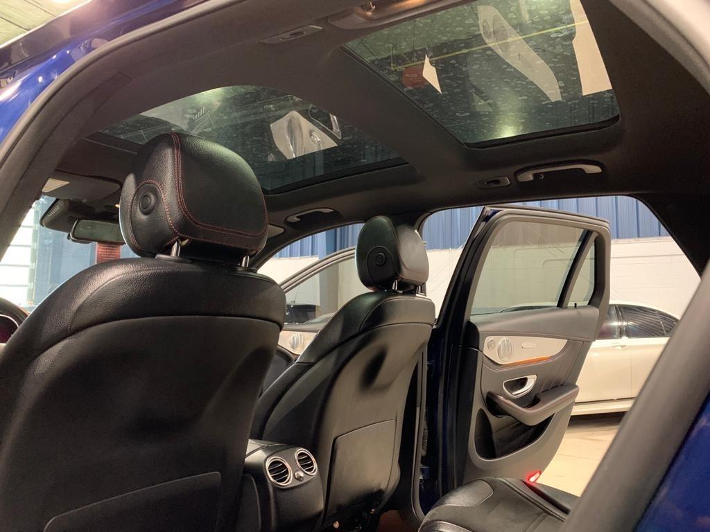 2017 - Mercedes-Benz - GLC43 AMG - WDC0G6EB8HF204458