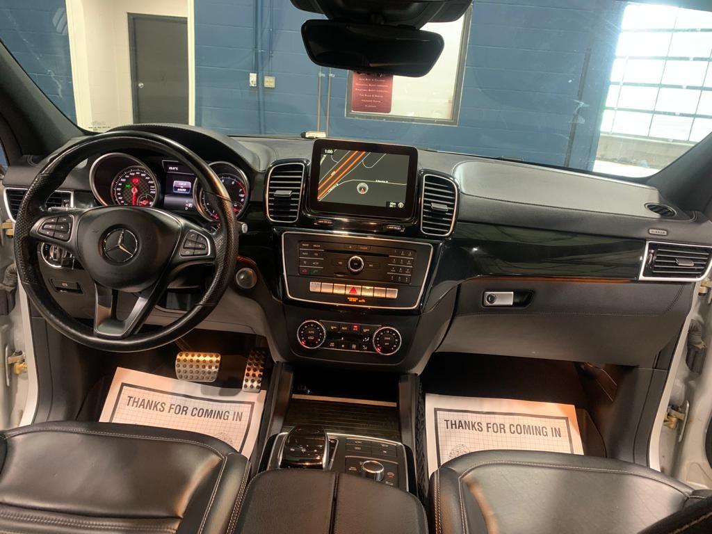 2016 - Mercedes-Benz - GLE-Class - 4JGED6EB4GA043537